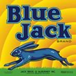 Blue Jack Brand label